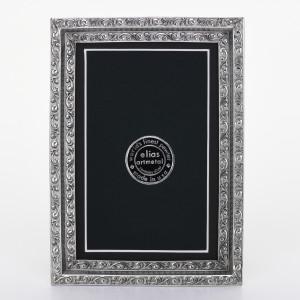 "4x6 ""JULIET"" - Extra Fine Pewter Frame"