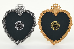 Regency Rose Heart