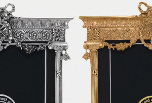 French Tabernacle Aedicular Frames with Greek Columns